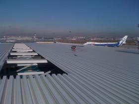 LUG Luftfracht Hallenerweiterung Airport Frankfurt
